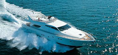 Yacht charter the Nicola II