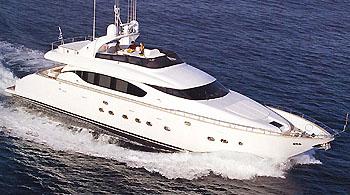 Yacht charter: NINO